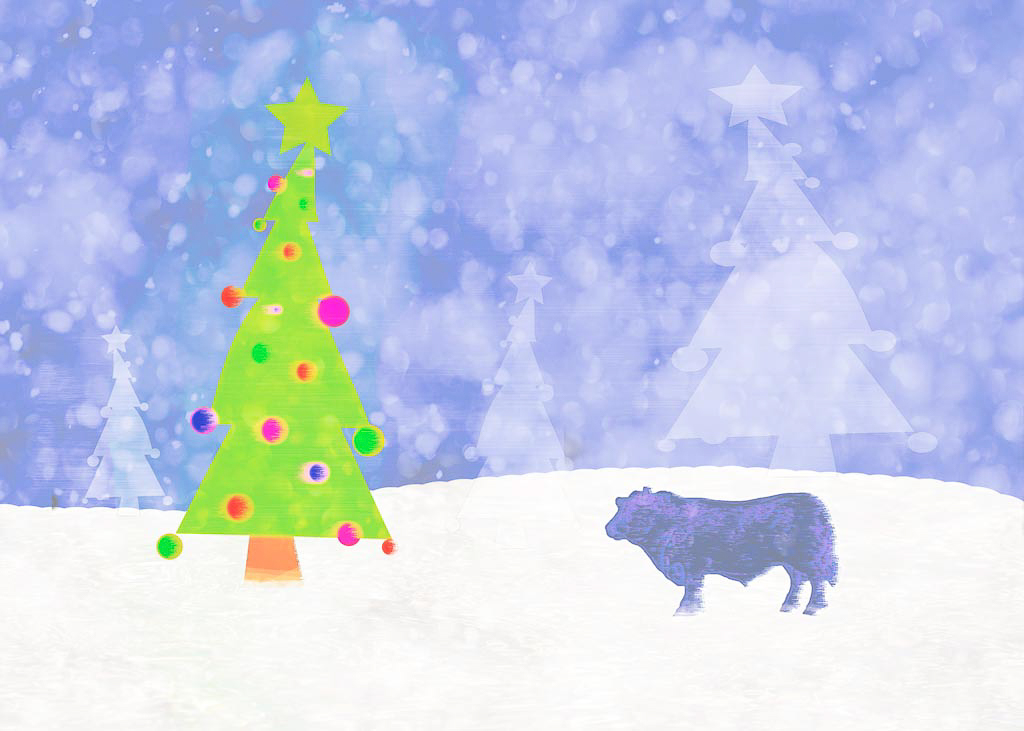 A Moo Christmas (without you)